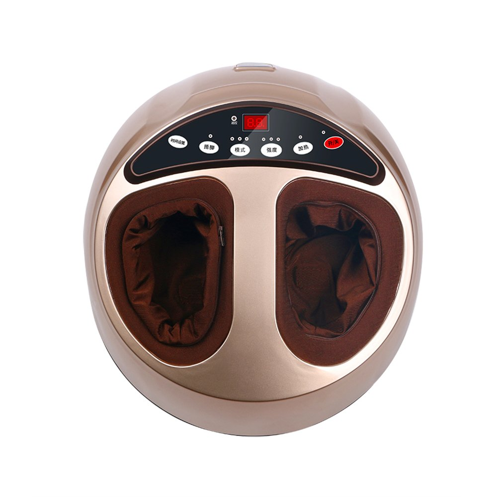 Foot Massage Machine, AnGeer 3D Shiatsu Foot Massager Kneading Electronic Blood Circulation Foot Massage Machine by AnGeer (Image #1)