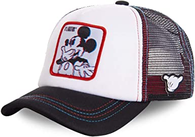 Gorra Unisex Adultos Caps Lab, Mickey Mouse: Amazon.es: Ropa y ...