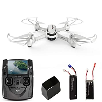 Hubsan h502s X4 Desire FPV Pro Quadcopter 5.8 GHz Drone con Cámara ...