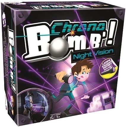 Amazon Com Dujardin 41299 Chrono Bomb Versión Nocturna Toys Games