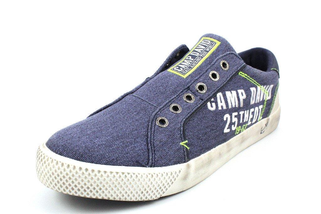 Camp David Zapatillas Para Hombre 43 EU|Azul