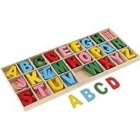 MagiDeal 156 Piezas de Letras Coloridas de Alfabeto