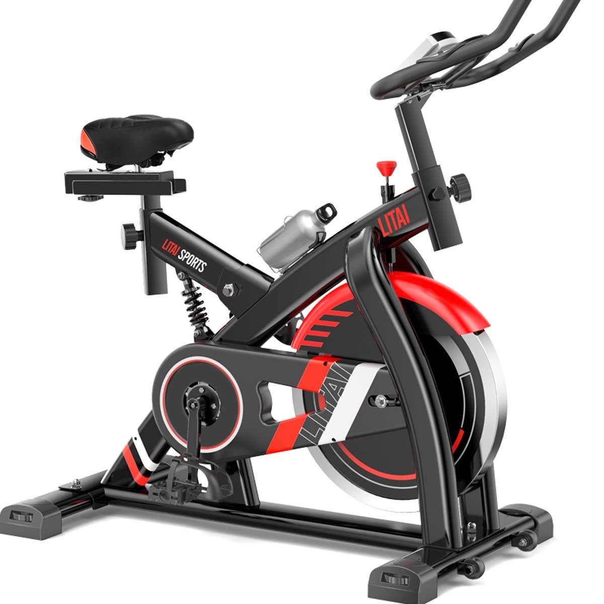 超静かな家庭用屋内エクササイズバイクフィットネス機器減量ペダルエクササイズバイク