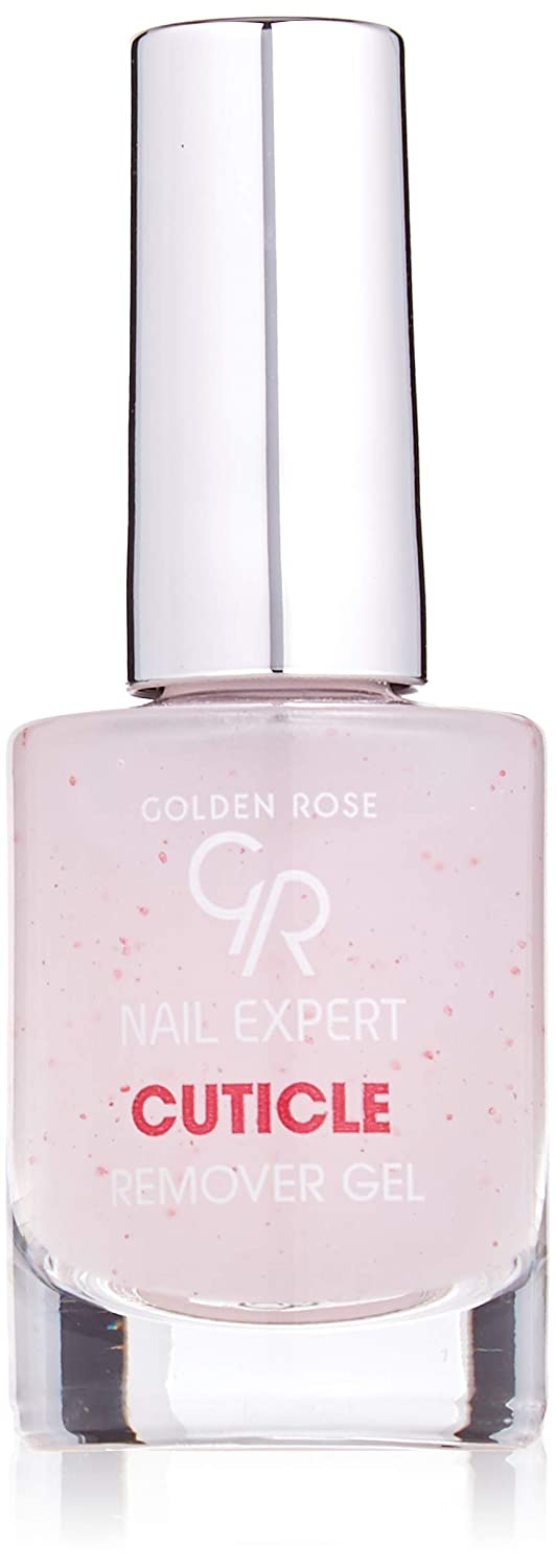 Golden Rose Cuticle Remover Gel by Golden Rose B00XCKNMQY