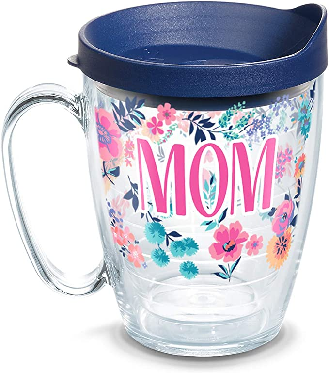 Tervis Mom Dainty Floral Insulated Tumbler with Wrap