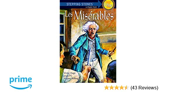 Amazon com: Les Miserables (A Stepping Stone Book