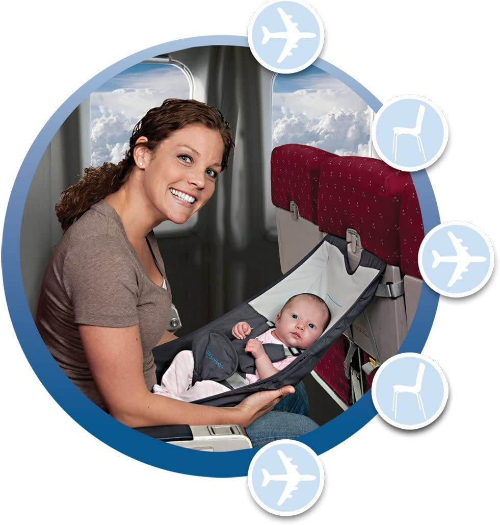 Asiento de avión infantil - Flyebaby Airplane Baby Comfort System