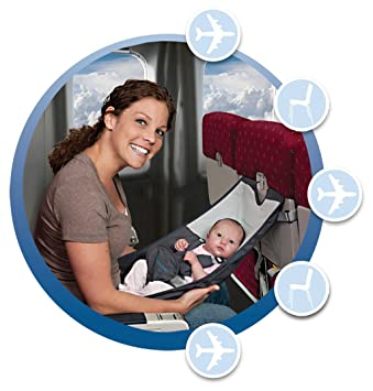 Amazon.com   Infant Airplane Seat - Flyebaby Airplane Baby Comfort System -  Air Travel with Baby Made Easy   Infant Sitting Chairs   Baby 058d435f9