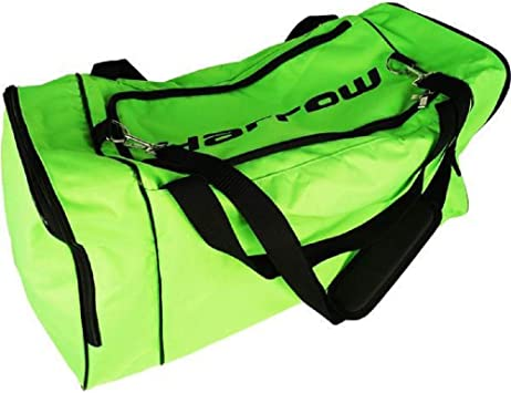 LIME GREEN GYM SPORTS OVERNIGHT DUFFEL
