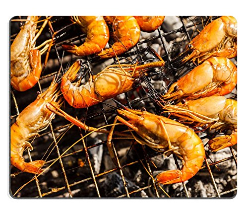 luxlady-mouse-pad-natural-rubber-mousepad-image-id-34641261-smell-tasty-shrimp-grill