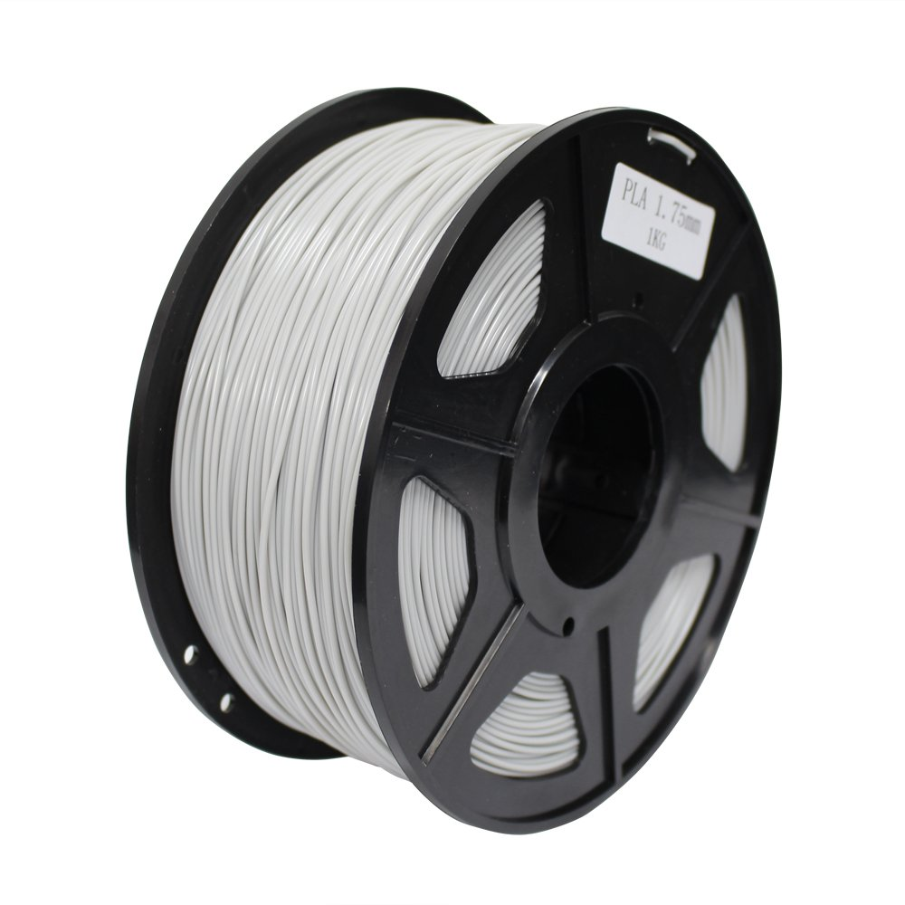 ANYCUBIC 1kg 1.75mm PLA Filament 3D Printer Material Spool Colorful US 2.2 lbs