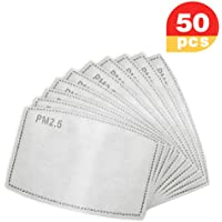 Marjorie Stevenson PM 2.5 Filters 5 Layers (50 PCS)