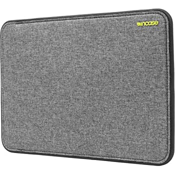"Graphite ✅ Incase ICON Sleeve Pouch TENSAERLITE MacBook Pro 15/"" Thunderbolt 3"