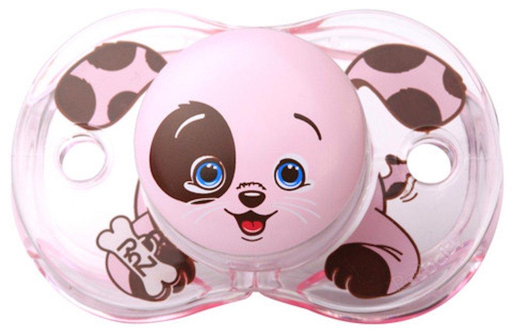 RazBaby - Chupete Perrita (tetina de silicona), cachorro de ...