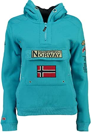 Geographical Norway Sudadera DE Mujer GYMCLASS