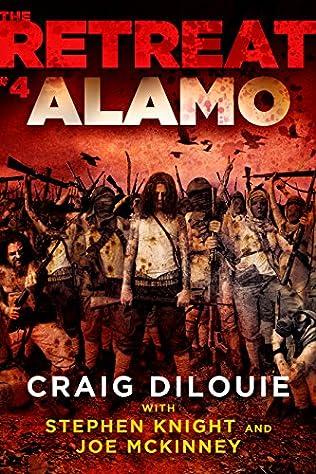 book cover of Alamo