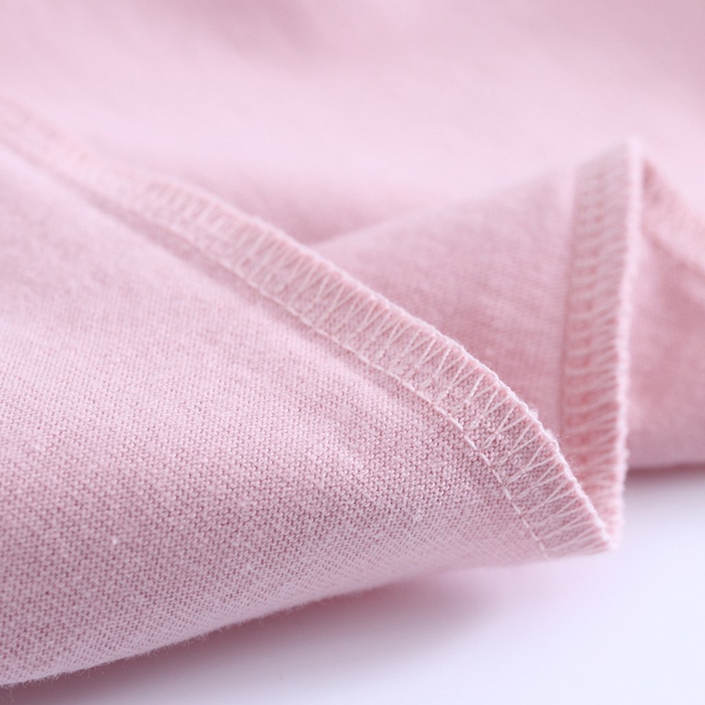 Nightdress Girls Nighties Lace Bowknot Nightgown Cotton Pajamas for 4-8 Years