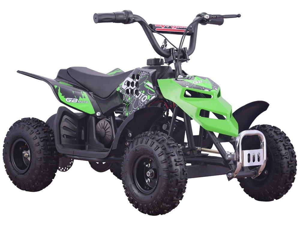 Mini Monster 24v 250w ATV Green by MotoTec