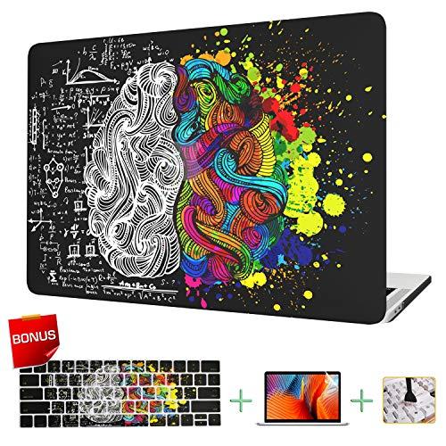 MacBook Pro 15 Inch Case Left Brain and Right Brain