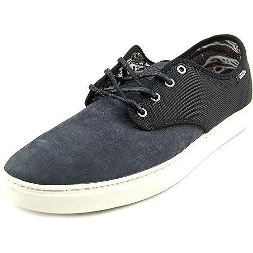 Vans para Hombre Ludlow Protectores de Calcetines para Zapatillas Deportivas, Color Negro, Talla 44,5 EU: Amazon.es: Zapatos y complementos