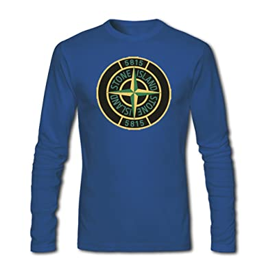 finest selection 27265 41543 New Stone Island For Mens Long Sleeves Outlet: Amazon.co.uk ...