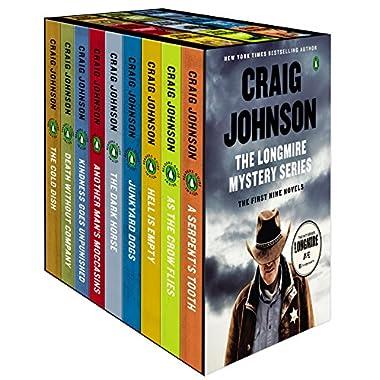 The Longmire Mystery Series Boxed Set Volumes 1-9 (Walt Longmire Mystery)