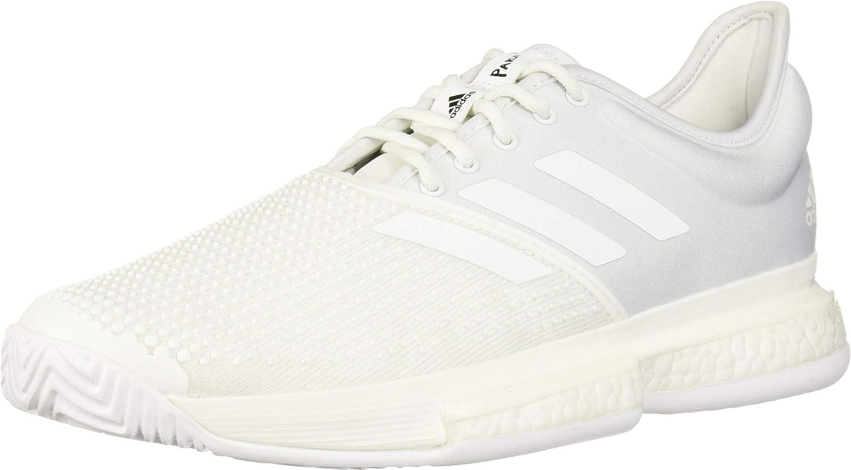 adidas Men's Solecourt Boost X Parley Tennis Shoe