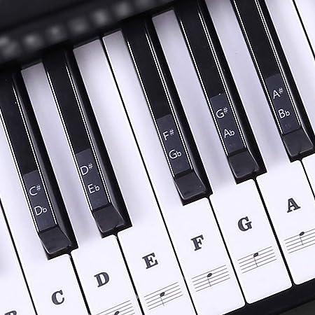 B5645ells Teclado Electrónico Clave Piano Música Teclado ...