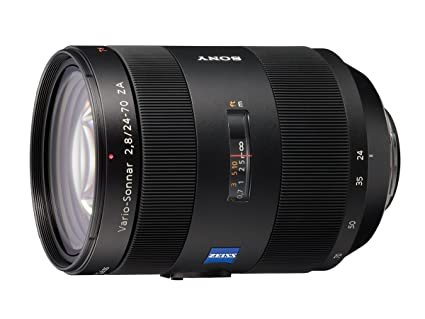 Carl Zeiss Lens >> Amazon Com Sony 24 70mm F 2 8 Carl Zeiss Vario Sonnar T Zoom Lens