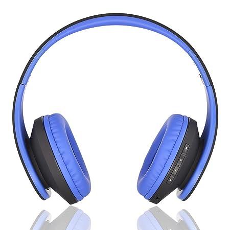 Auriculares Bluetooth, Auriculares Inalámbricos Auriculares Bluetooth 4.1 InEar Auriculares Auriculares Estéreo In-Ear Micrófono Manos Libres Incorporado ...