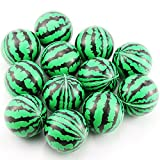 "Etmact Soft Foam Watermelon Stress Balls for Kids 2.5"" Perfect for Small Hands, 12-Pack"