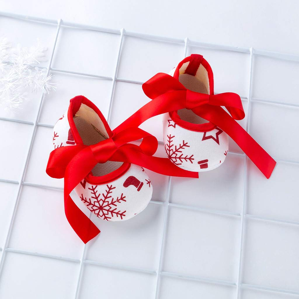 Scarpa 3 Pezzi Manica Lunga Romper Tuta Pagliaccetto Vestito Pagliaccetti Fasce per Capelli Honestyi Abito Cerimonia Bambina Abito Natale Neonate