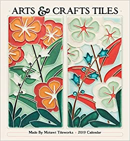 Arts Crafts Tiles Motawi Tileworks 2019 Wall Calendar Pomegranate Communications Inc Motawi Tileworks 9780764980992 Amazon Com Books
