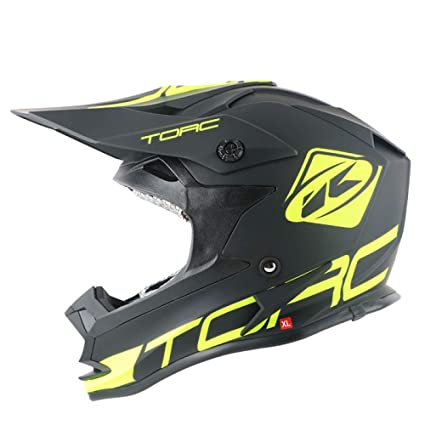 AEMAX, Locomotora para Motocicleta, Casco Todoterreno, TORC T32, Certificación De Seguridad ECE22