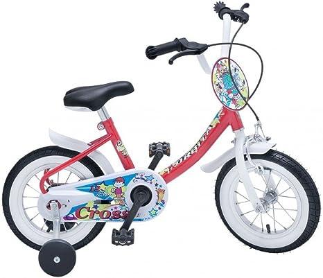 Bicicleta Infantil Orbita Cross 12: Amazon.es: Deportes y aire libre