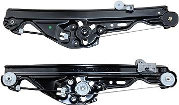 FOR BMW 5 SERIES E60 E61 ELECTRIC WINDOW REGULATOR REAR LEFT 51357075673