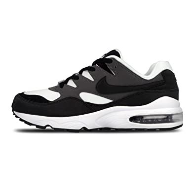 a11a85e66b Mens Nike Air Max 94 Trainers 747997 100 Trainers UK 11 EUR 46 US 12: Amazon .co.uk: Shoes & Bags
