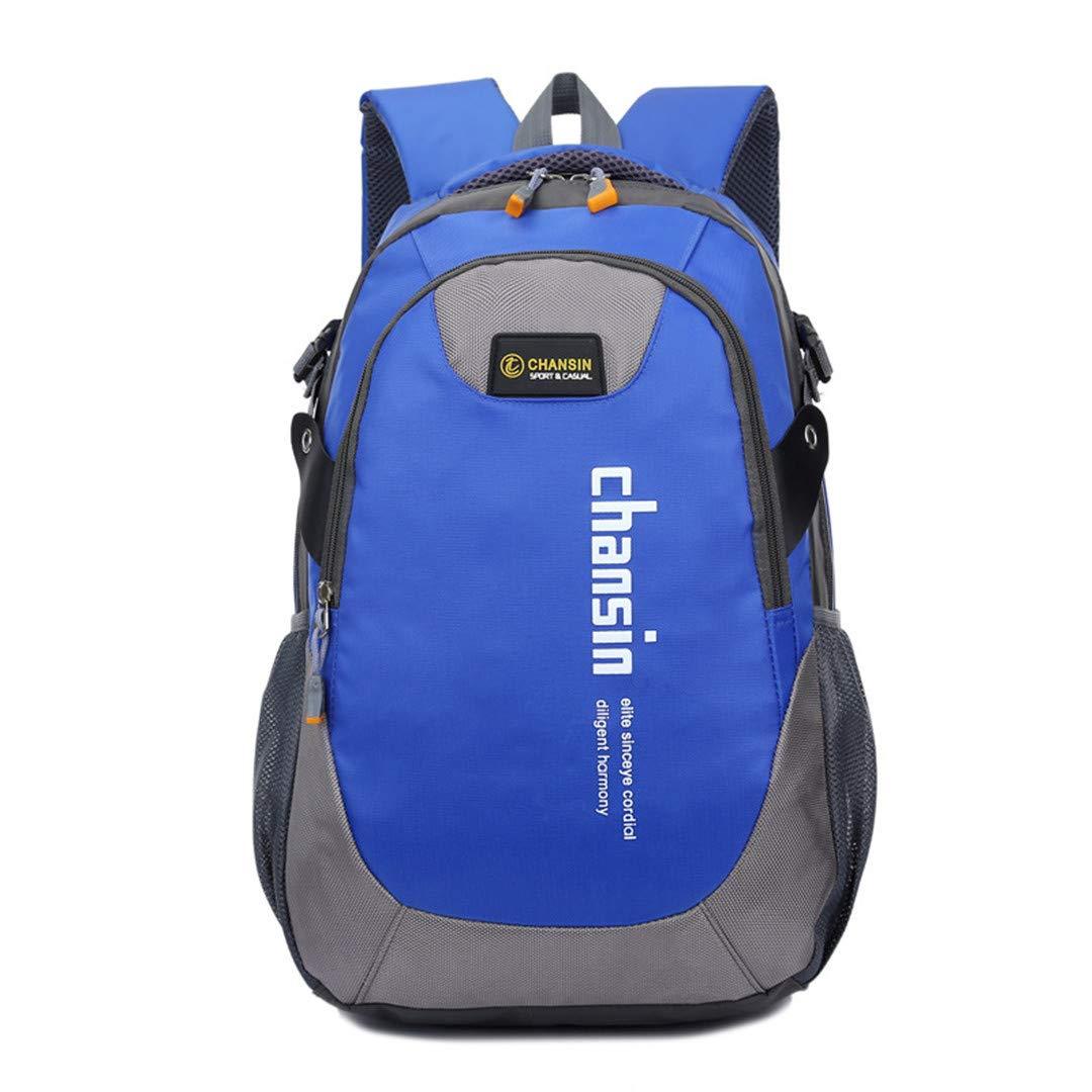 IKHBF アウトドアバックパック 30L 防水 ユニセックス 旅行バッグ キャンプ ハイキング クライミング バックパック 防水 リュックサック スポーツ B07KCCJXX1 ブルー