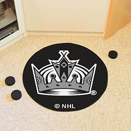 Coir Nhl Door Mat - NHL - Los Angeles Kings Puck Mat