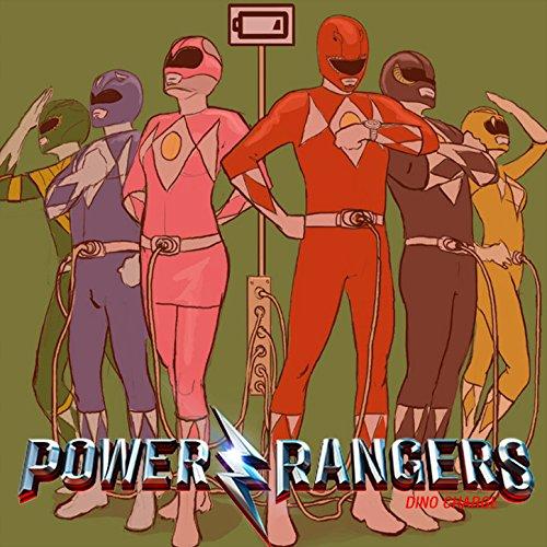power rangers dino charge mp3 - 5
