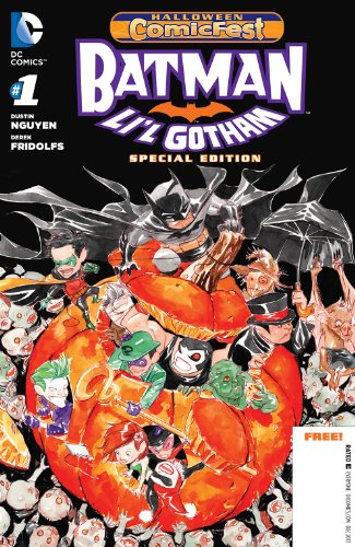 Halloween Comic Fest 2013 - Batman: Li'L Gotham Special Edition ()