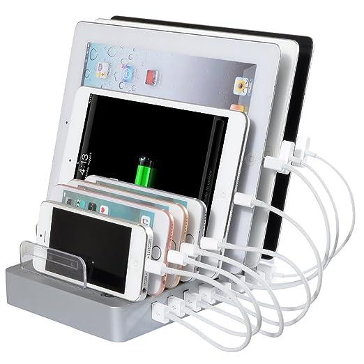 7 opinioni per Stazione di ricarica USB multiposizione,