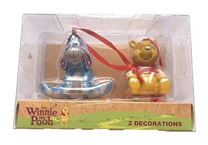 Primark Winnie The Pooh Christmas Decorations Eeyore And Pooh