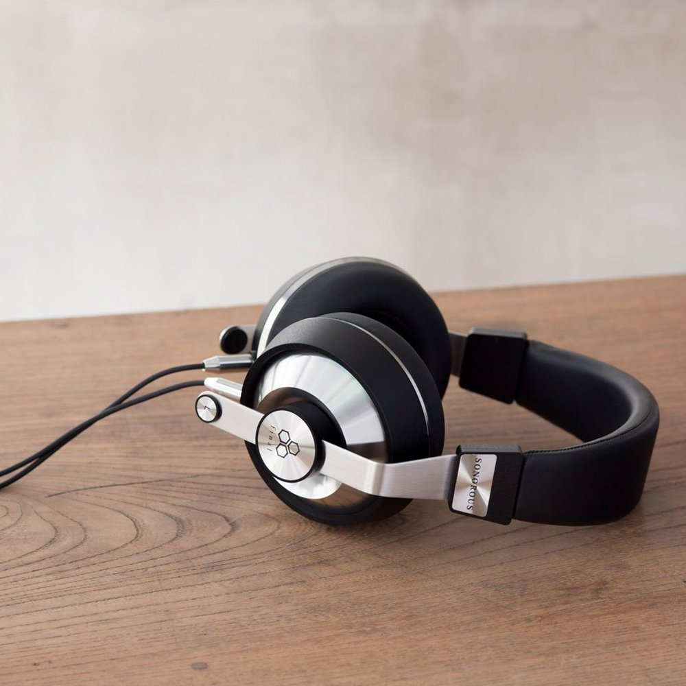 Final Audio Design SONOROUS VI Dynamic Driver headphone ABS Metal