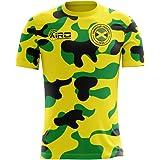 41e2fd8fe6e Airo Sportswear 2018-2019 Jamaica Home Concept Football Soccer T-Shirt