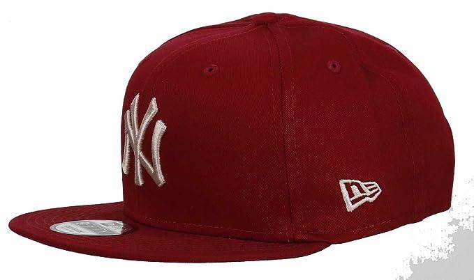 New Era 9Fifty League Yankees Cap Base (M L (57-59 cm) - red ... 11c6f5f2828a