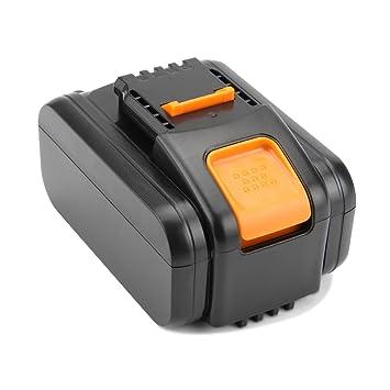 Creabest Reemplazo Batería de Li-ion de 20V 3000mAh para WORX WA3551.1