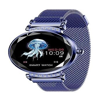 Amazon.com: Gsha Women Intelligent Wristband Multi-Sports ...