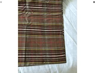 Ralph Lauren Rock River Check King Pillowcases