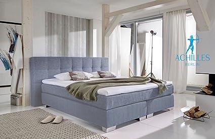 Cama con somier Cama Aquiles – Fabricado en Alemania – Tempur ...